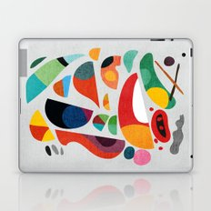 Still life from god's kitchen Laptop & iPad Skin