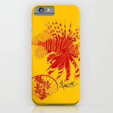 Chinese Cut Out Lion Fish Slim Case iPhone 6s