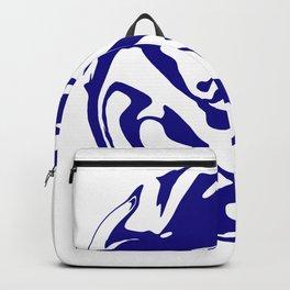 face6 blue Backpack