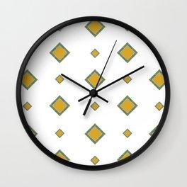 Zen Stars Wall Clock