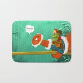 Im such a Dragon Bath Mat