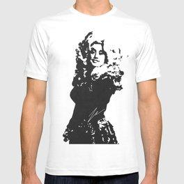 DOLLY PARTON BY ROBERT DALLAS T-shirt