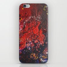 Abstract liquidity. iPhone & iPod Skin