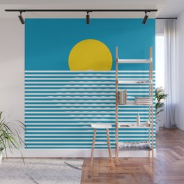 Sunrise Wall Mural