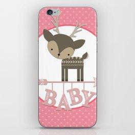 Baby Deer iPhone Skin