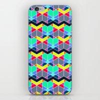 batik iPhone & iPod Skins featuring Batik by AZRI AHMAD