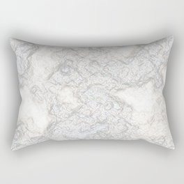 Paper Marble Rectangular Pillow