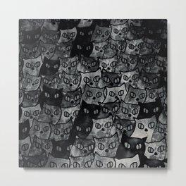 Cats New colour 159 Metal Print