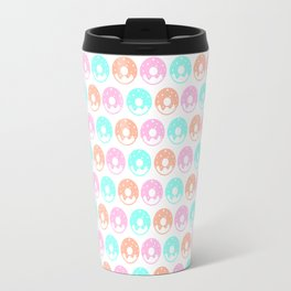 Frosted Donuts - Multi Travel Mug