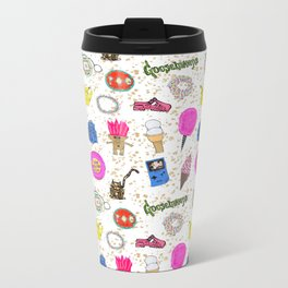 Growing Up in the 90s Metal Travel Mug