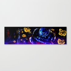 Metroid Metal: Sector 1 Canvas Print