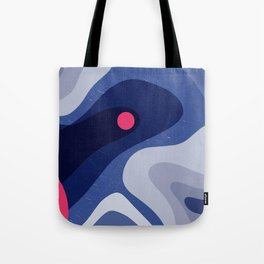 Dot | Happy modern Art Tote Bag