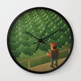 Boulevard of broken games ft. Mario Wall Clock