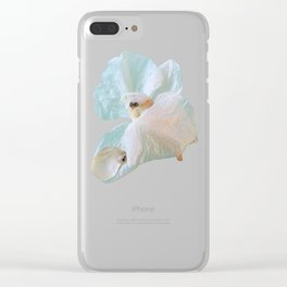 Stone Spirit / My Pet and I Clear iPhone Case