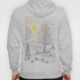 Paths to the Sunny Side Hoody