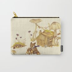 Harvey the Greedy Chipmunk Carry-All Pouch