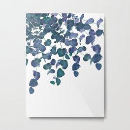 Eucalyptus Delight #3 #foliage #decor #art #society6  Metal Print