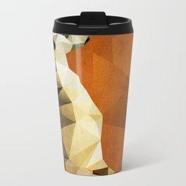 The Meerkat Metal Travel Mug