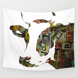 Graffiti Cow Pop Art Colorful Modern Abstract Painting Poster Print Wall Tapestry