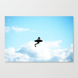& Sharks Will Fly Canvas Print