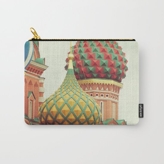 Russian Onion Domes Carry-All Pouch