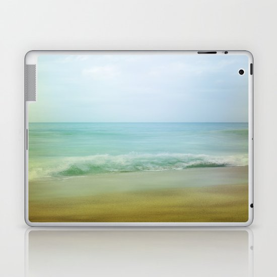 Beach Impression Laptop & iPad Skin