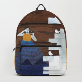 Tweet Tweet Backpack