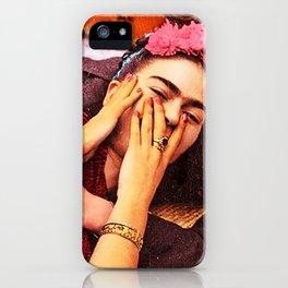 Frida y Chavela iPhone Case