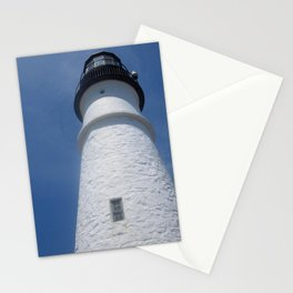 Light Tower Stationery Cards
