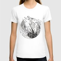 dragonfly T-shirts featuring Dragonfly by Gosia&Helena