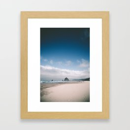 Cannon Beach V Framed Art Print