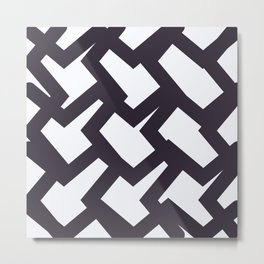 Almost Houndstooth Metal Print