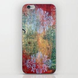 Boxer Rebellion iPhone Skin