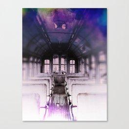 The Wonder Trolley Canvas Print