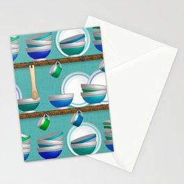 Modern Farmhouse Shelves Stationery Cards