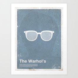 Framework - The Warhol's Art Print