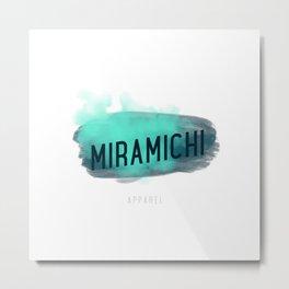 Miramichi, New Brunswick / Nouveau Brunswick Metal Print