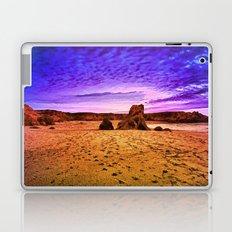 A Great Walk on the Beach Laptop & iPad Skin
