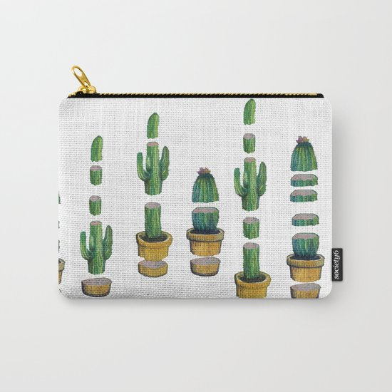 cactus art Carry-All Pouch
