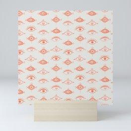 Many Eyes Mini Art Print