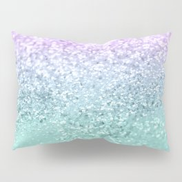 Mermaid Girls Glitter #1 #shiny #decor #art #society6 Pillow Sham