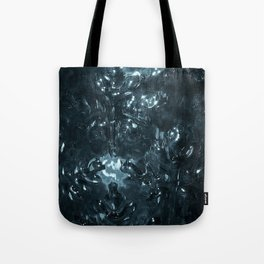 Enchanted blue Tote Bag
