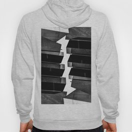 Laceration Hoody