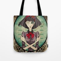 dragonfly Tote Bags featuring Dragonfly by Beñat Olea