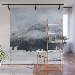 nature will find a way Wall Mural
