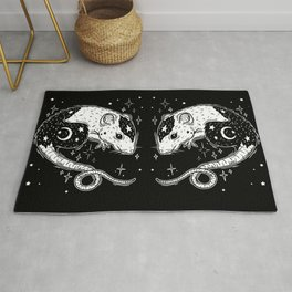the Witch's Companion Rug