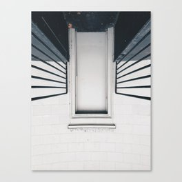 one point Canvas Print