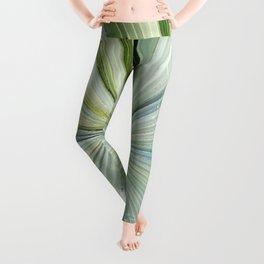 Fanned Palms Leggings