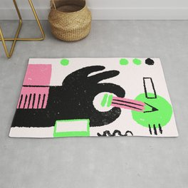 Modernist Sketchbook Rug