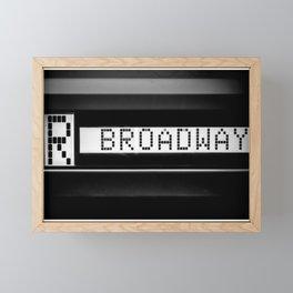 NYC lately 35 Framed Mini Art Print